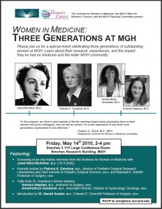 Three Generations flyer