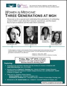 Three Generations flyer