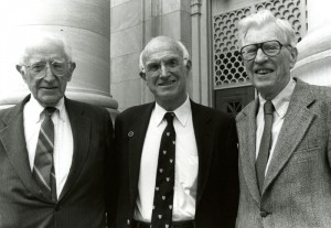 Francis D. Moore, Joseph Murray, and George Thorn