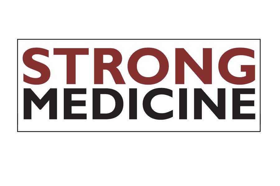 Strong Medicine logo