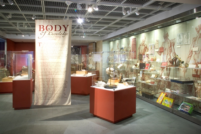 Body of Knowledge exhibition, Samantha Van Gerbig, photographer, Collection of Historical Scientific Instruments