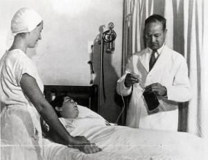 PBBH Walter BloodBag c1954