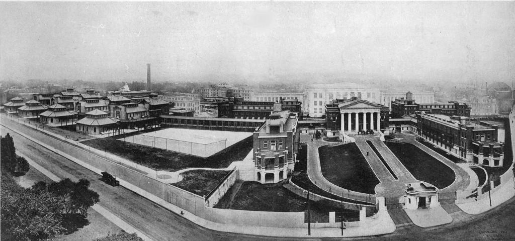 PBBH campus 1913