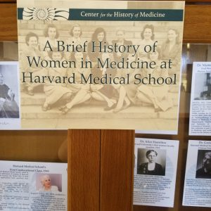 A Brief History of Women at Harvard Medical School