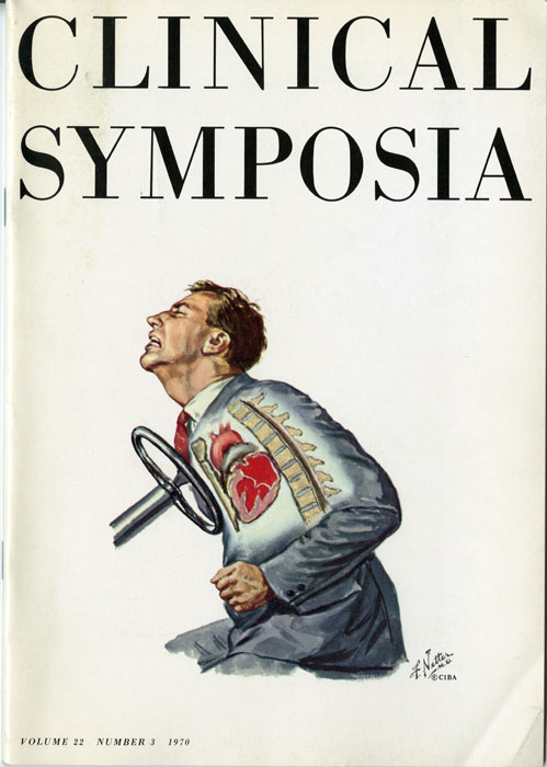 "Clinical Symposia 22, no. 3 (1970). Topic: ""Chest Trauma."" H MS c477."
