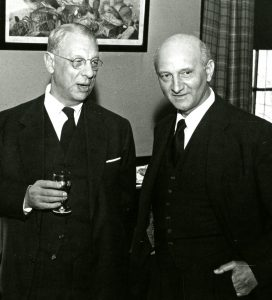 George Packer Berry and Otto Krayer