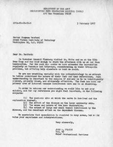 Feagin Letter