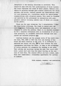 White to Nixon, Page 5