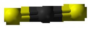 carbon-disulfide-3d-balls