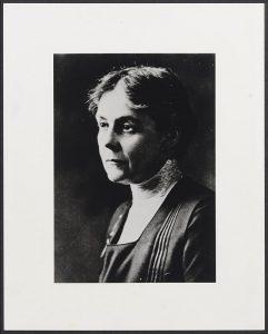 Alice Hamilton, 1919