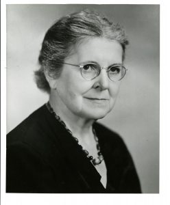 Martha May Eliot